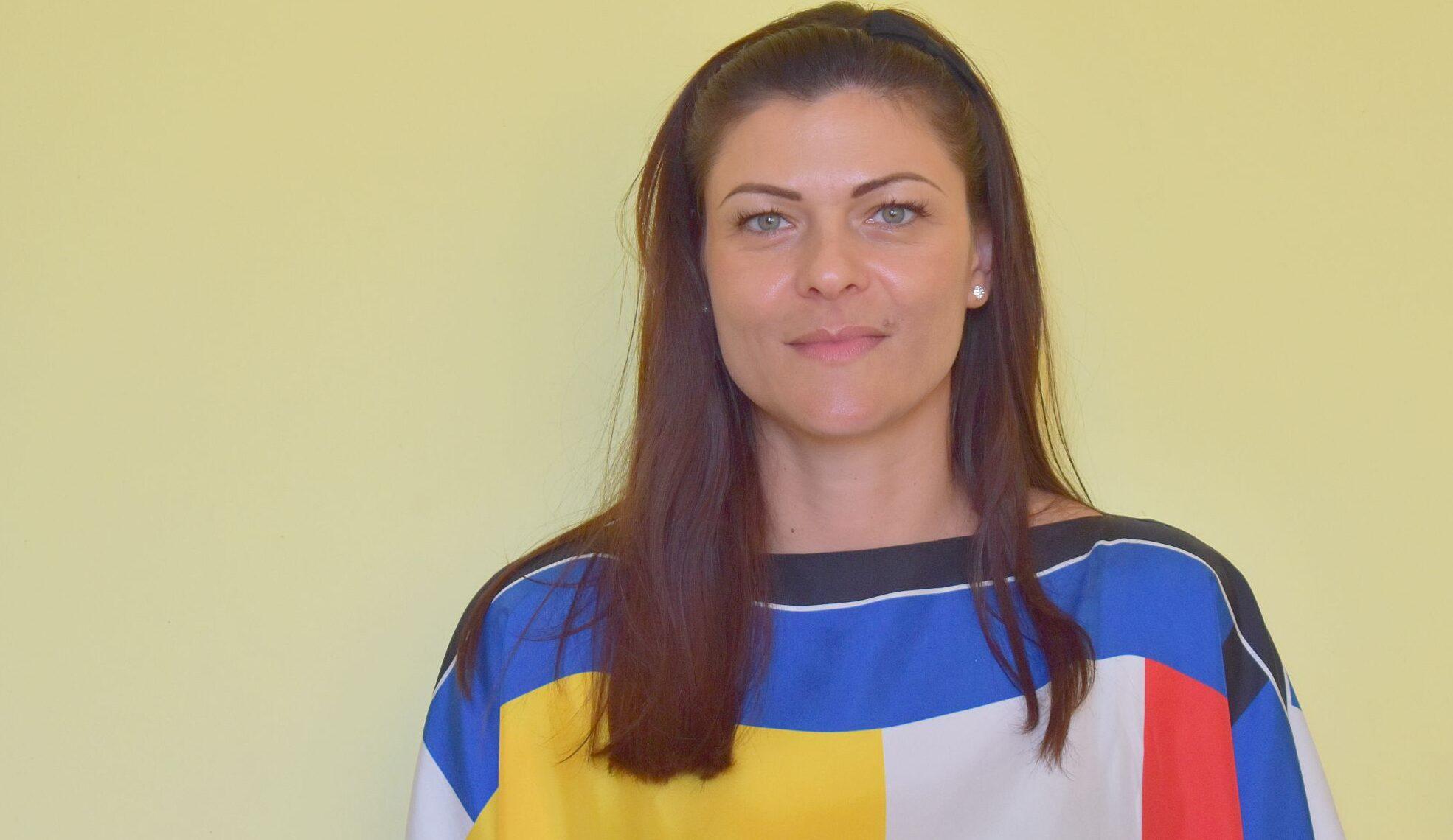 """Теодора Георгиева-Бонева от днес е началник на отдел """" ..."""