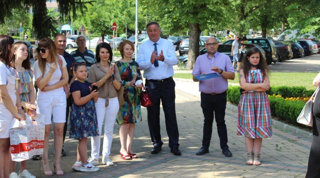 Областният управител Гюнай Хюсмен бе гост на церемони� ...