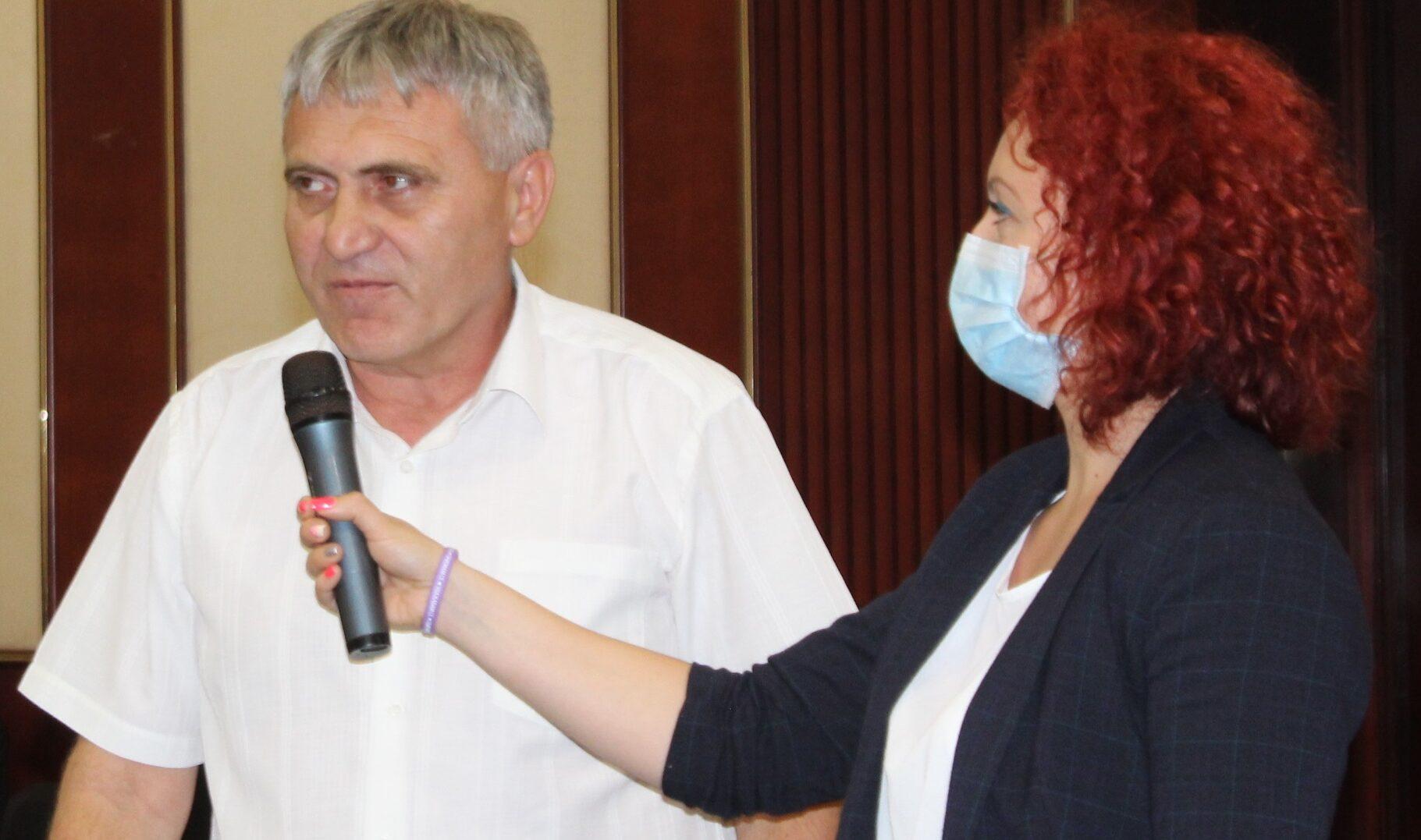Недим Тахиров бе преизбран за председател на комисият� ...