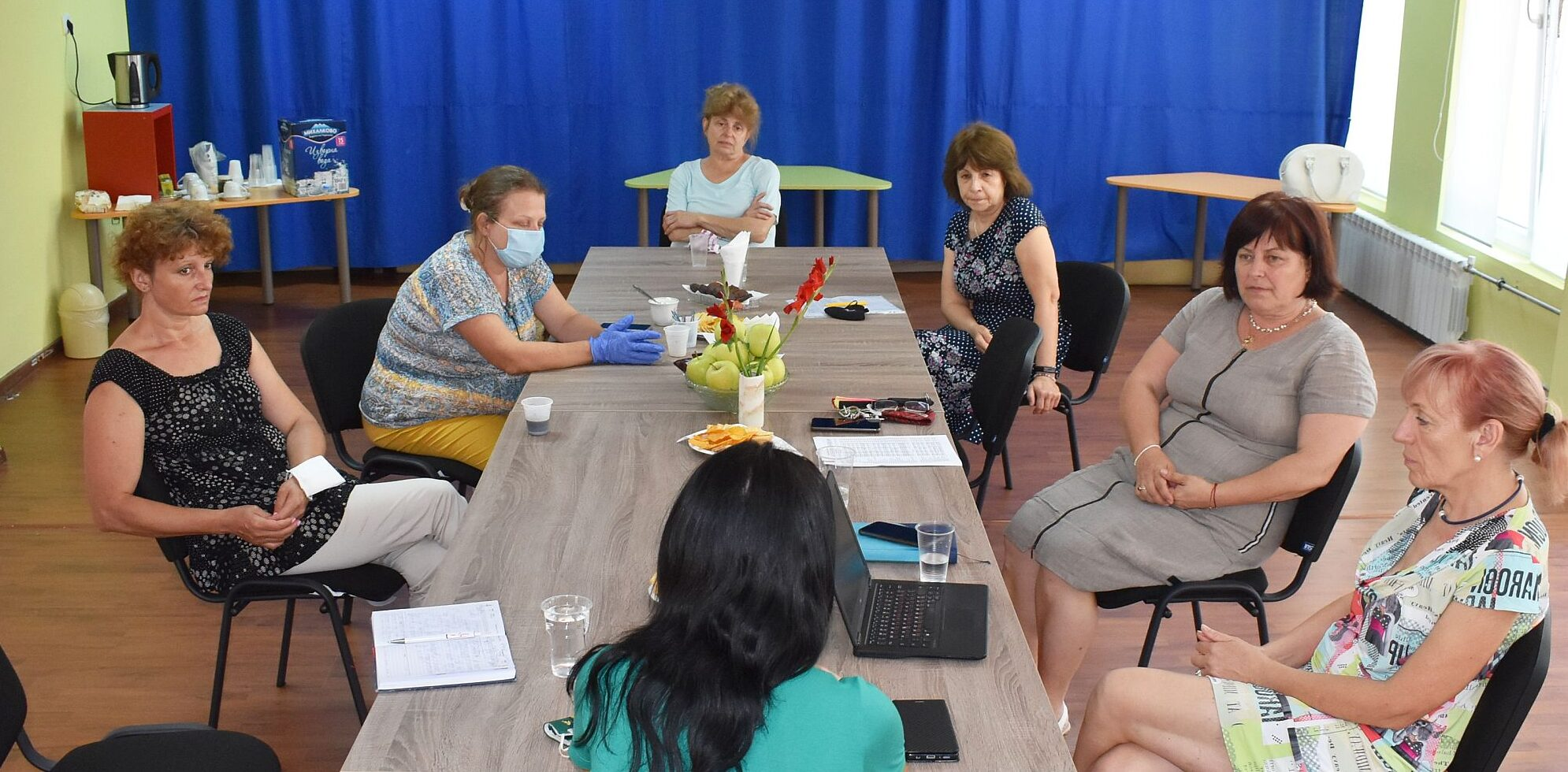 Заместник-кметът Милена Орешкова участва в работна ср� ...