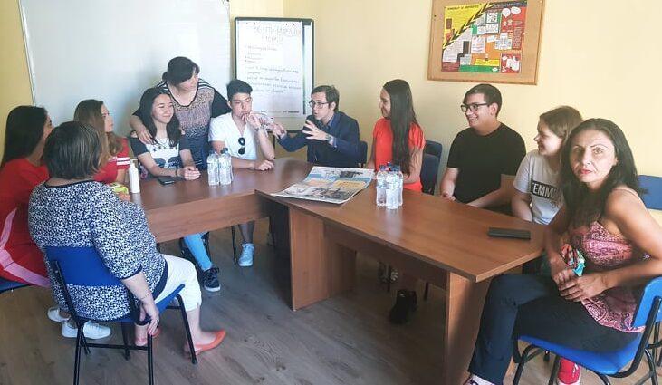 """Десет млади влогъри от Разград към връстниците си: """"Да ..."""