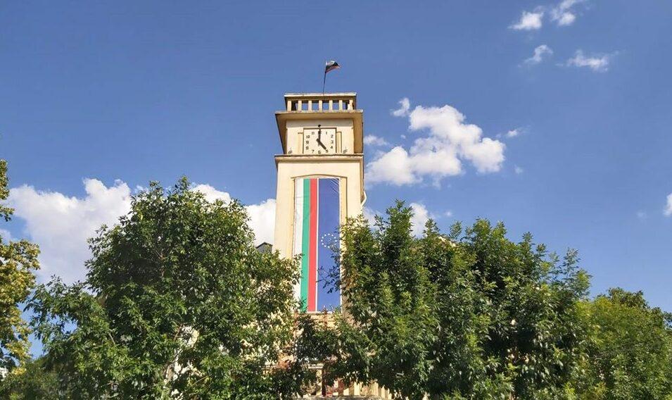 След дълги години на мълчание часовниковата камбана в  ...