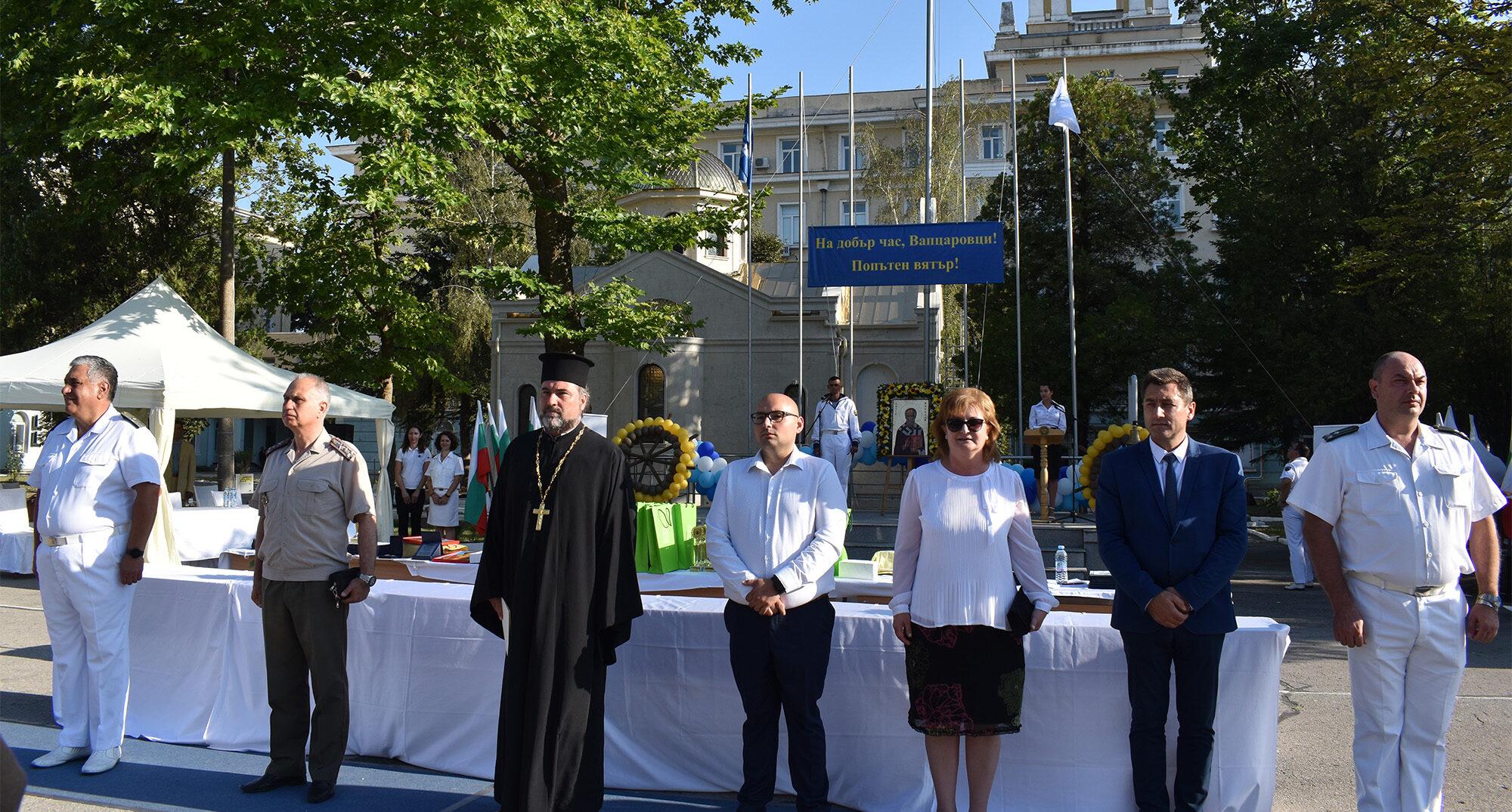 Заместник-кметът Добрин Добрев бе гост на тържествена� ...