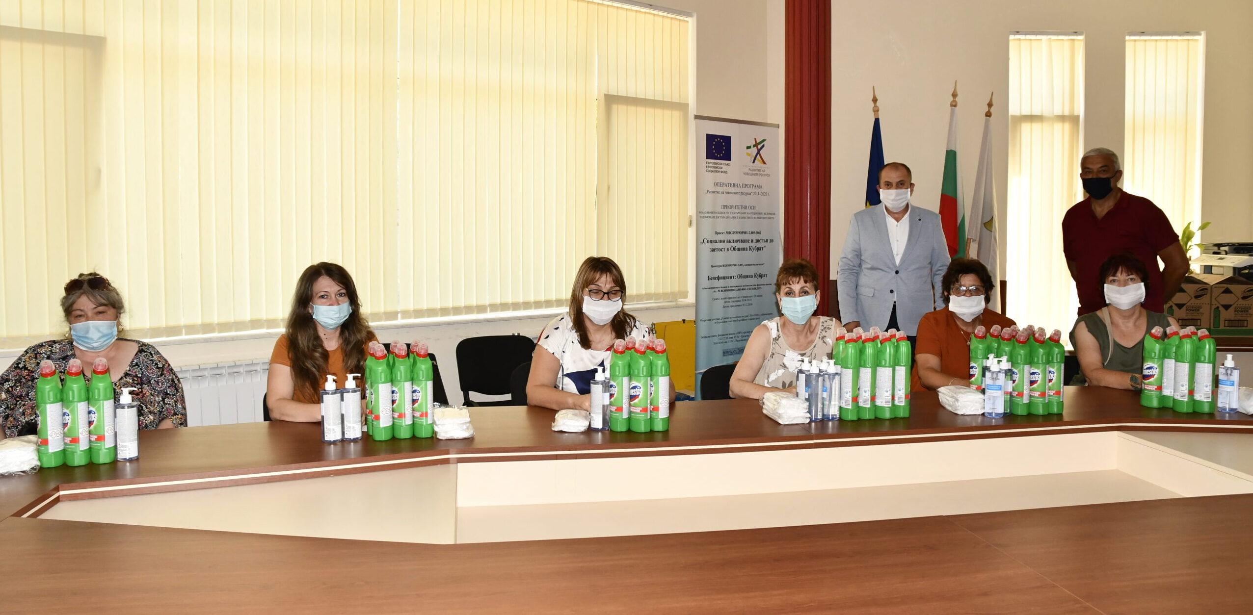 Осигуриха маски и дезинфектанти за детските градини в  ...