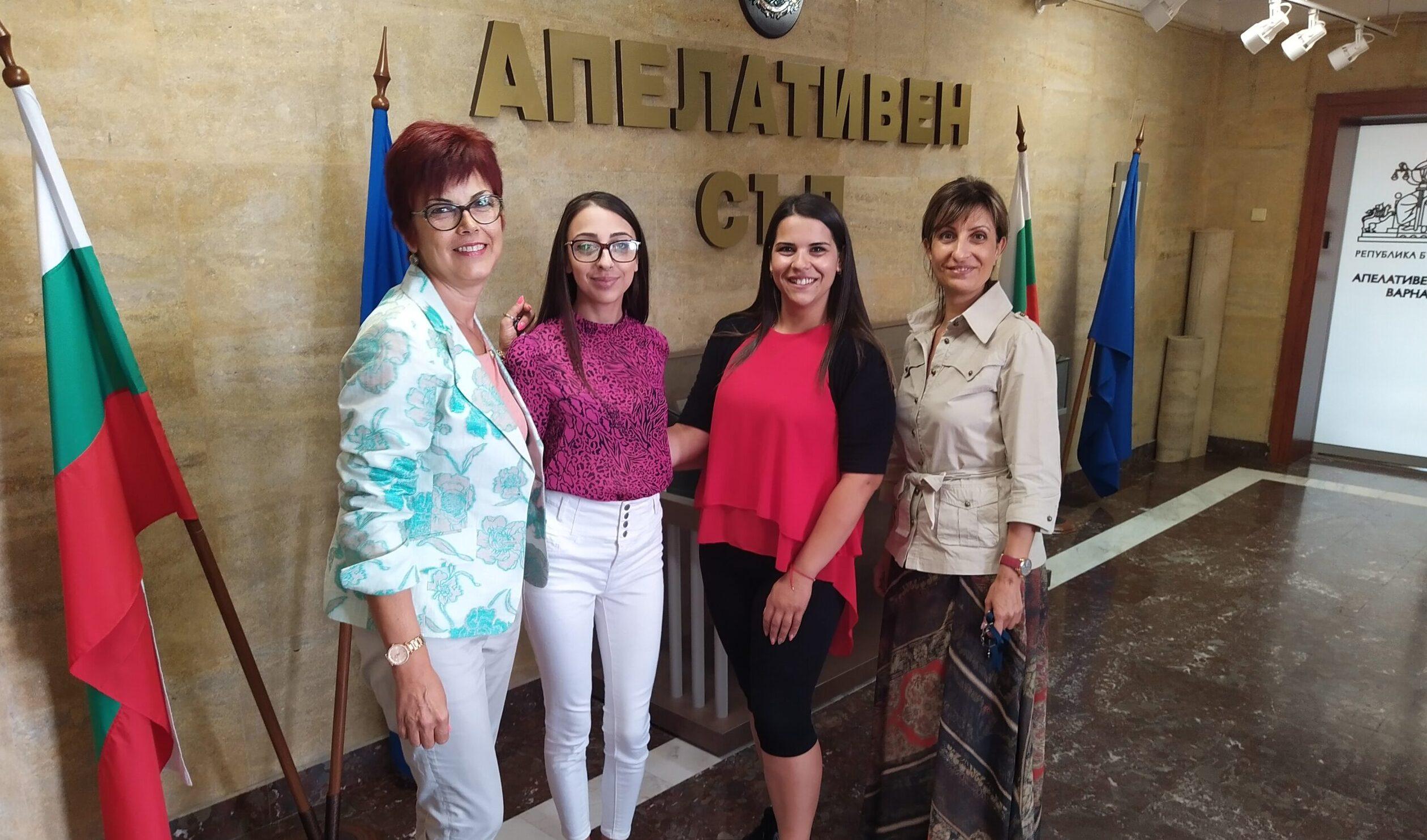 Студенти от Икономическия университет във Варна – на � ...