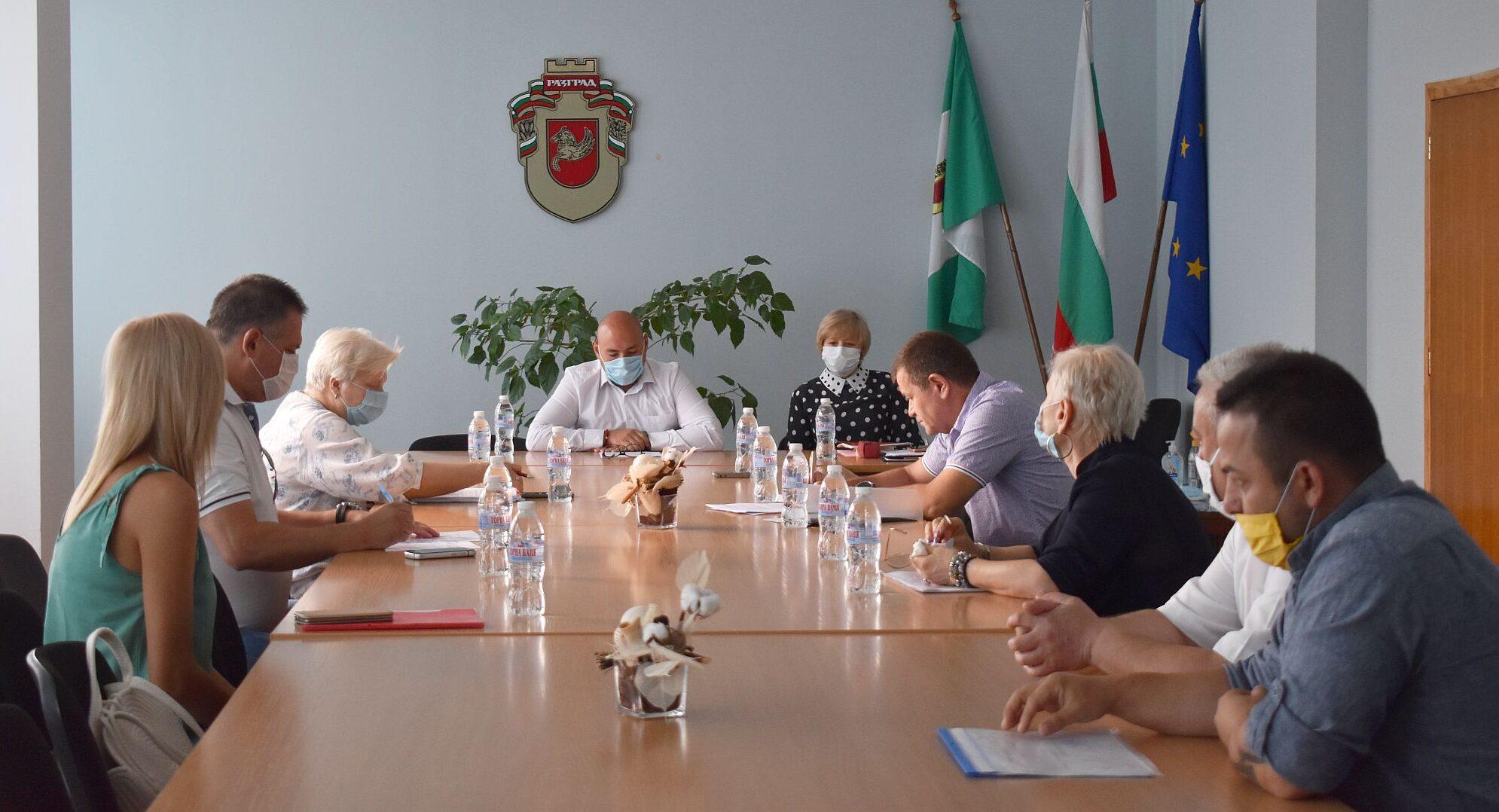Консултациите за секционната комисия в Киченица завър ...