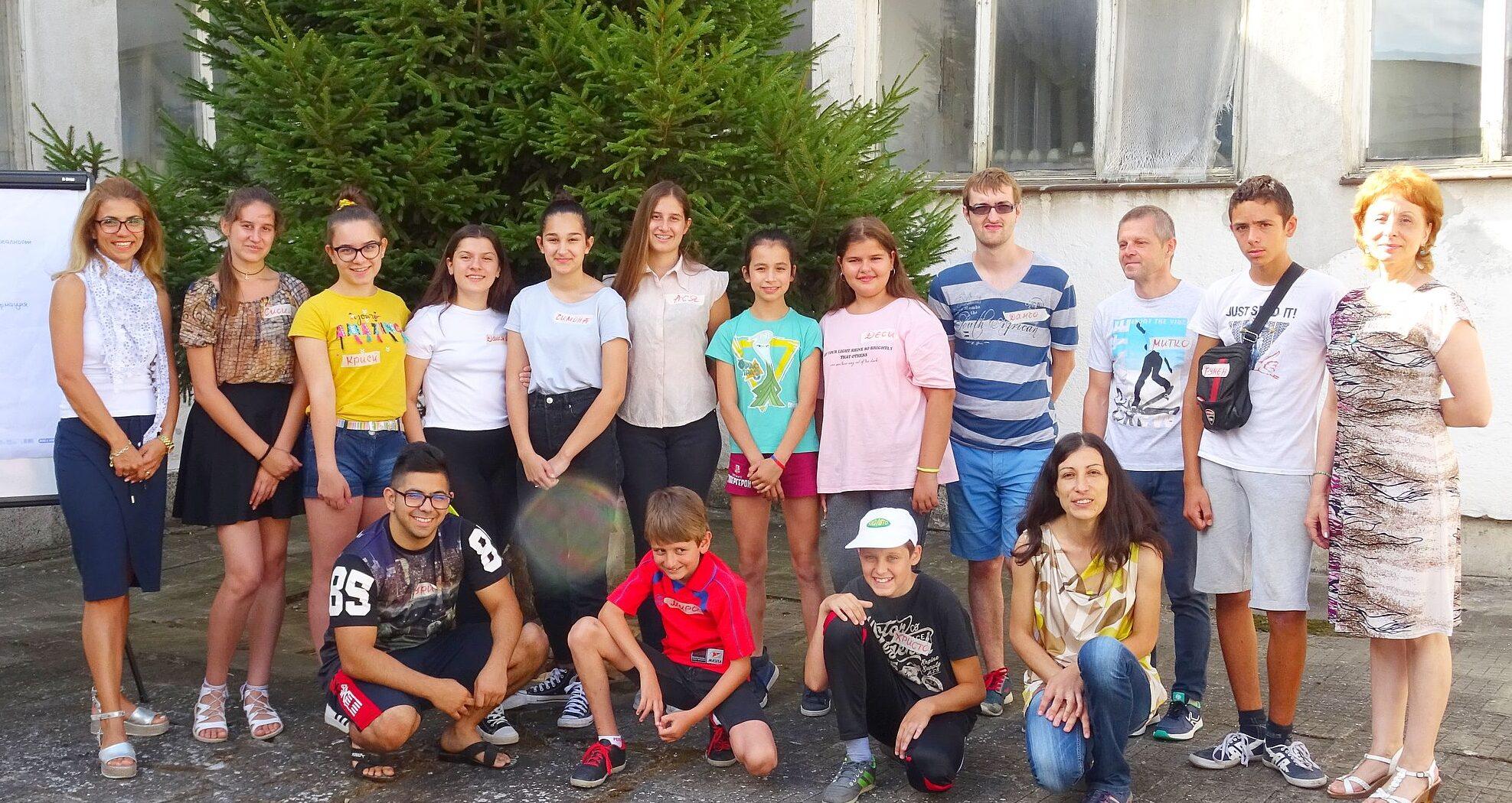 """100 деца от """"Еколято 2020"""" участваха в занятия на тема """"Е ..."""