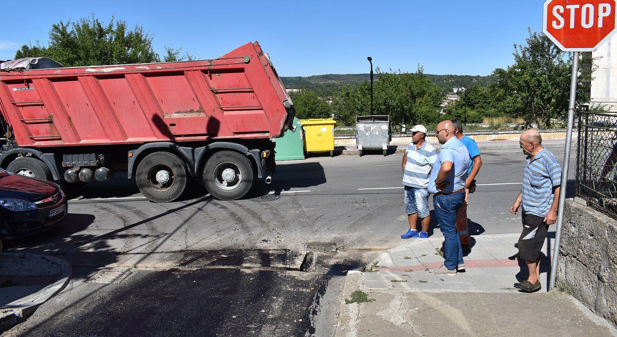 Община Разград обяви обществена поръчка за ремонти на  ...