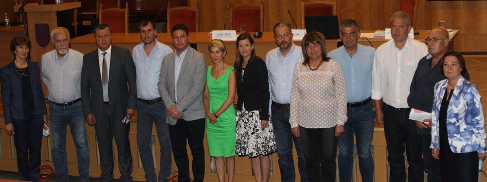 Кметът Денчо Бояджиев бе избран за представител на Раз ...
