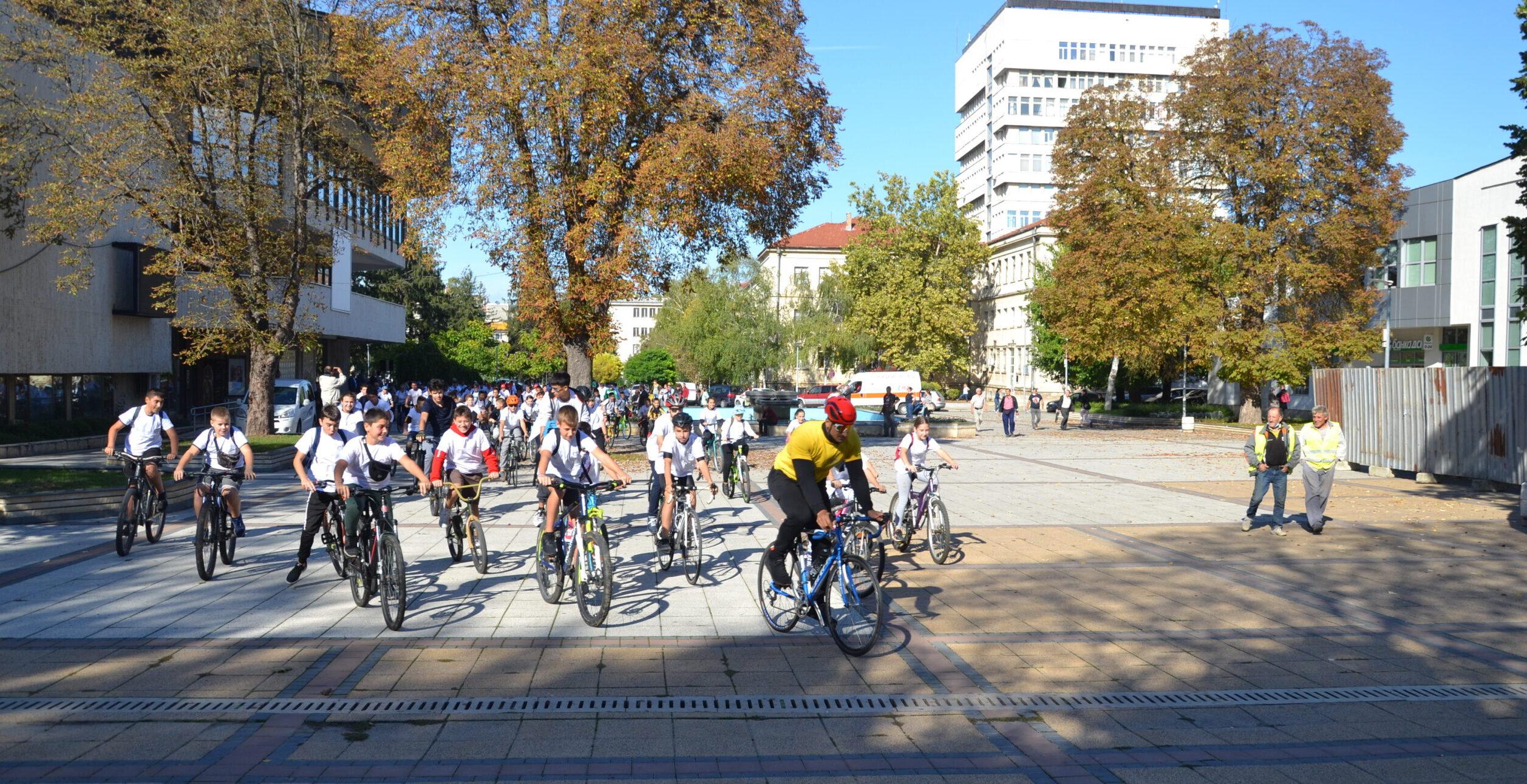 Рекорден брой участници в Колоездачната обиколка на е� ...