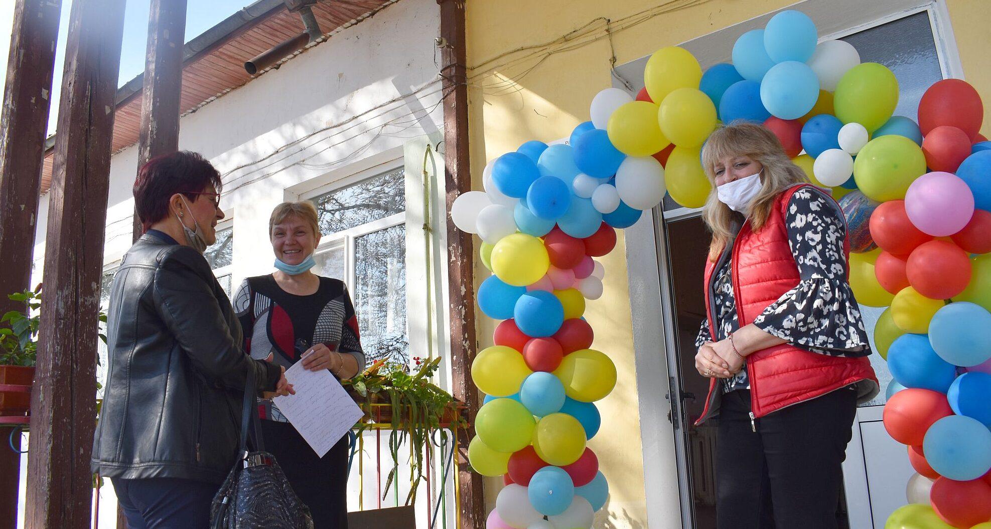 Заместник-кметът Руска Вътева бе гост на стартирането  ...