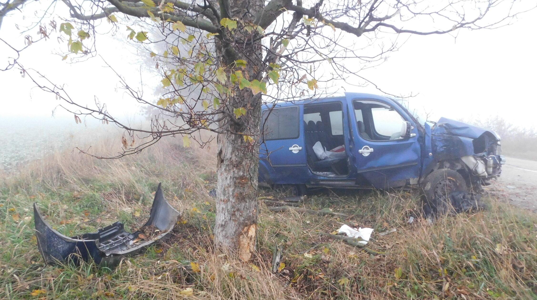 56-годишен мъж от Разград е пострадалият при катастрофа ...