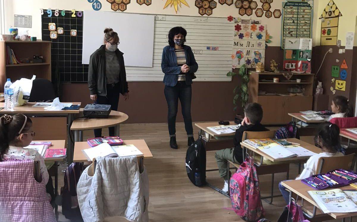 Над 400 първолачета от общините Разград и Цар Калоян ще � ...