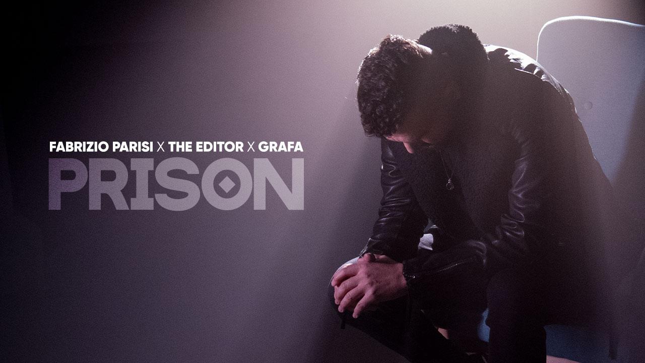 "Fabrizio Parisi и The Editor пуснаха нов трак ""Prison"" с Графа"