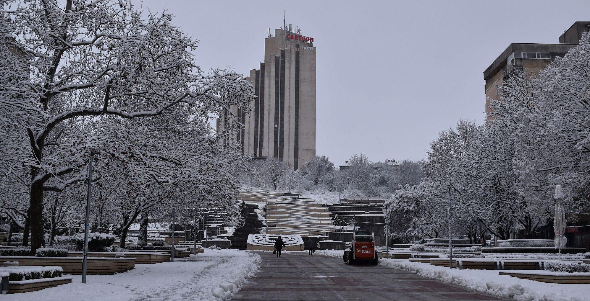 Основните пътни артерии в Община Разград са почистени, ...