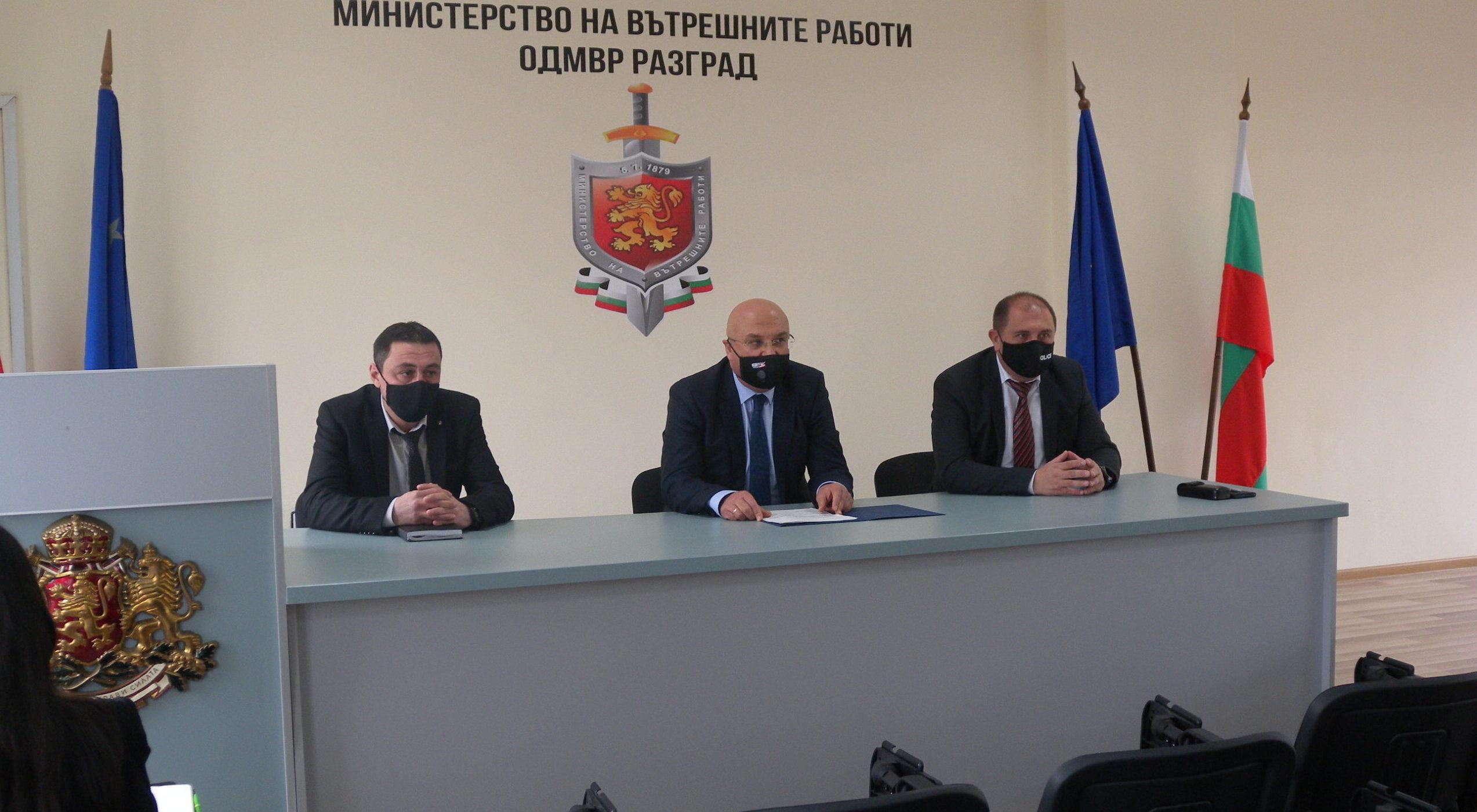 Старши комисар Константин Костов е новият директор на  ...