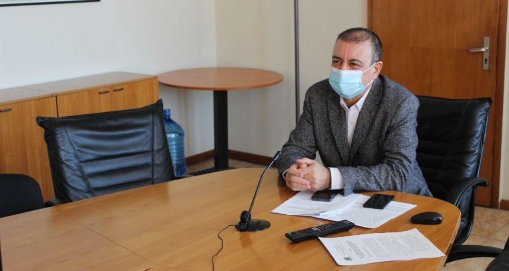 Евгени Драганов участва в работна среща за екологична  ...