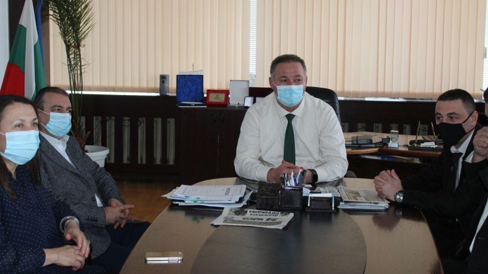 Областният управител прие новия директор на ОД на МВР-� ...