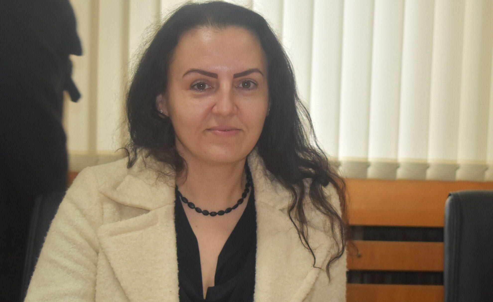 Айлин Джеляйдинова спечели конкурса за директор на ОП� ...