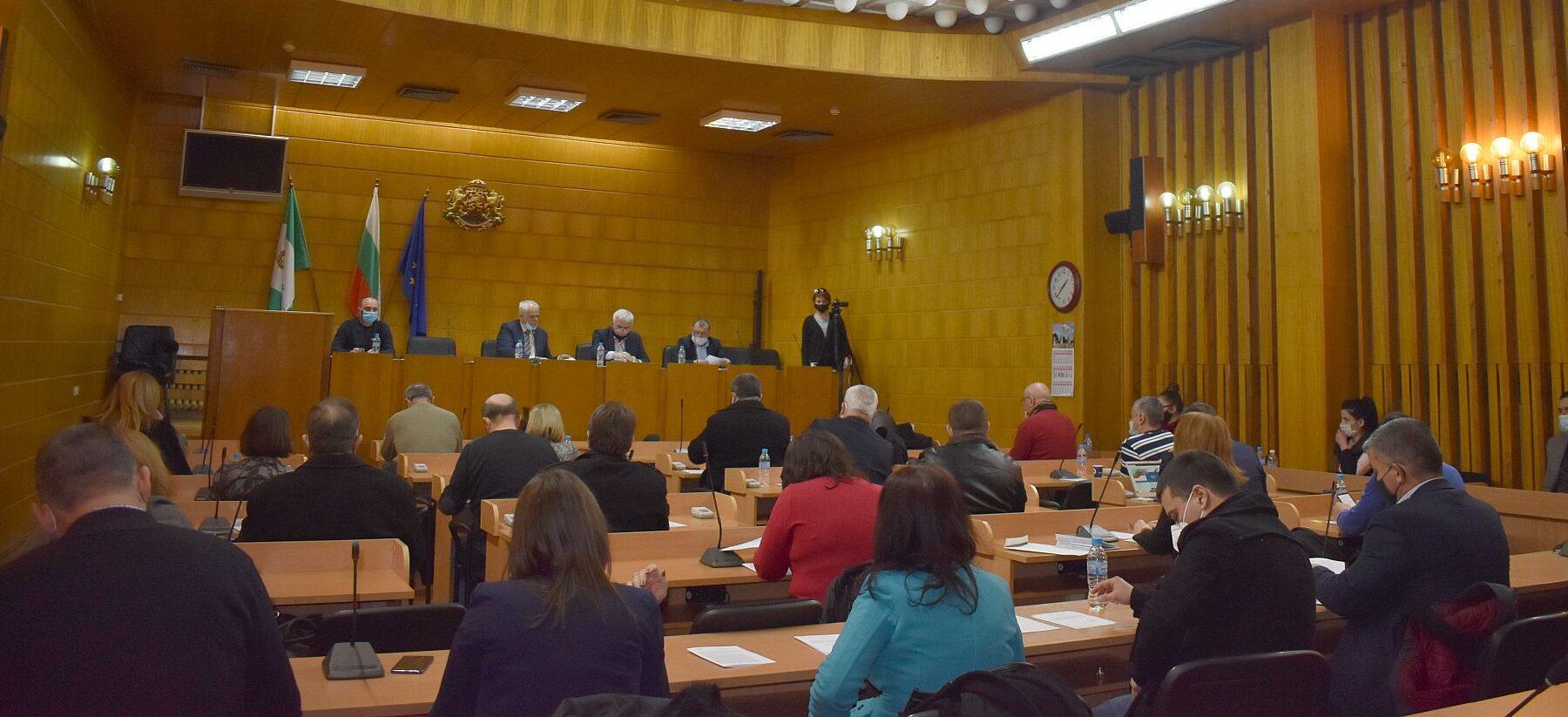 Общинският съвет заседава на 2 март, в дневния ред е про ...