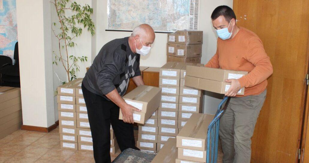 Общините получиха бюлетините и изборните книжа
