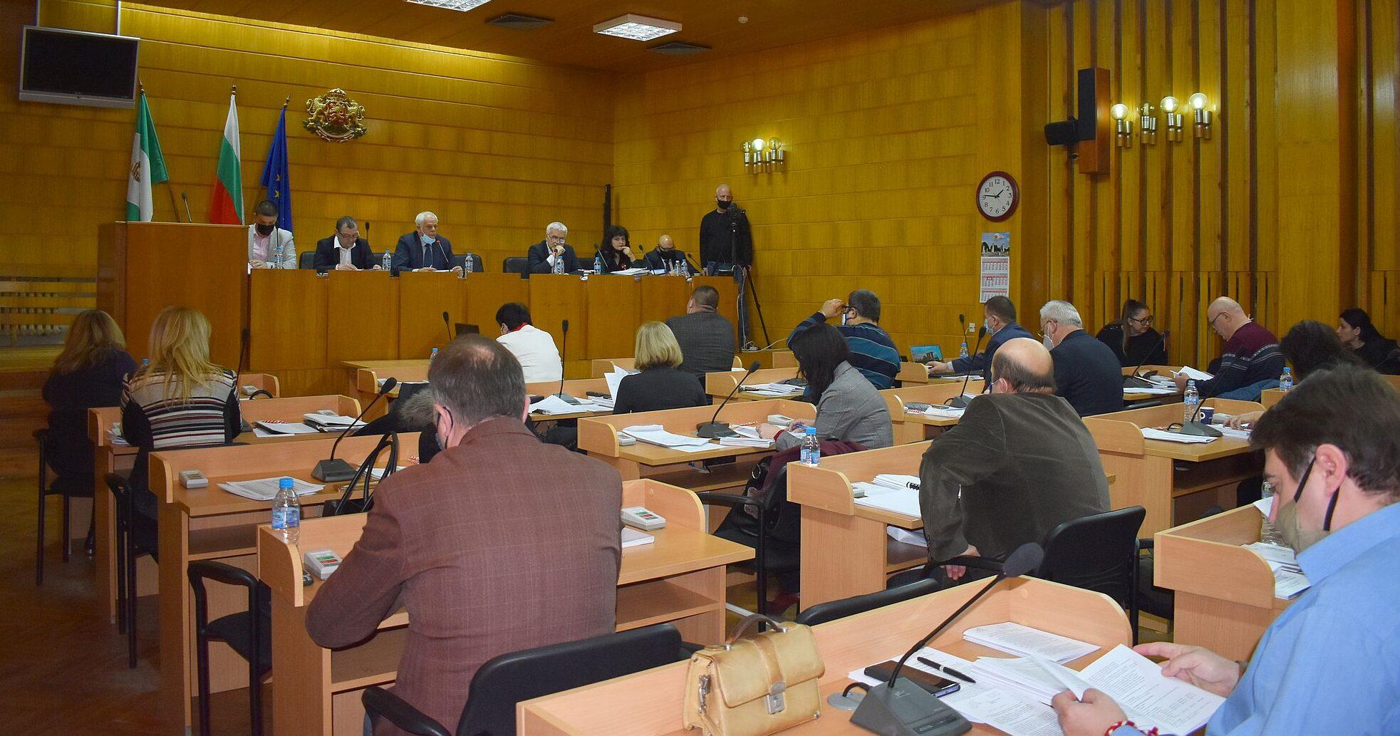 Общинският съвет прие Бюджет 2021