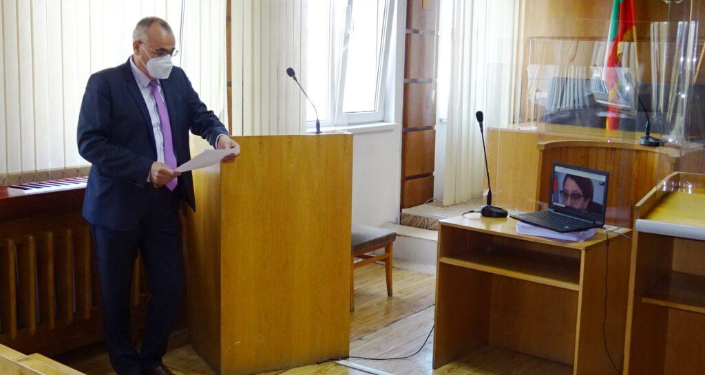 Окръжен съд – Разград отчете срочно и качествено прав� ...