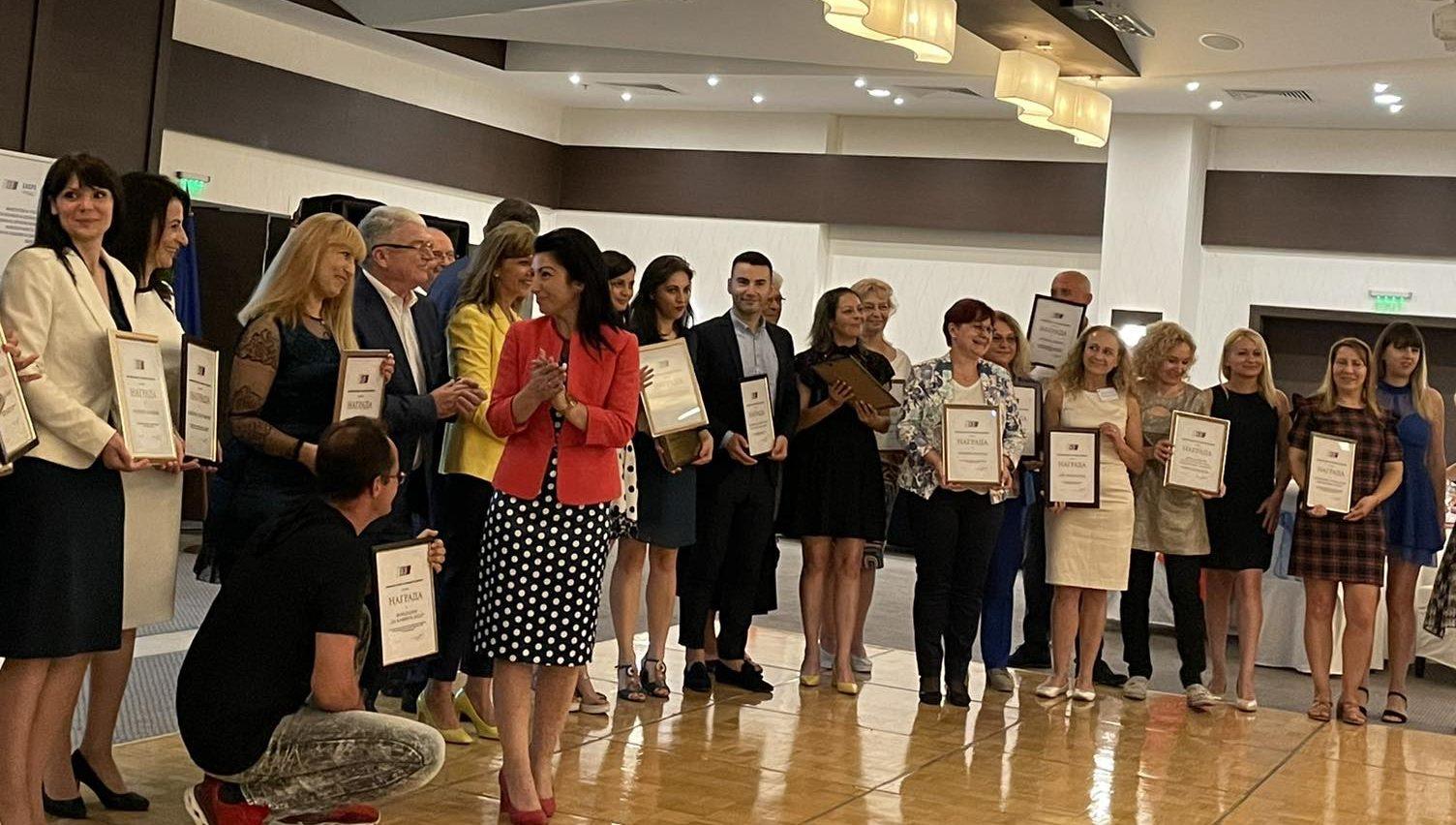 Община Разград с награда от Националния алианс за соци ...