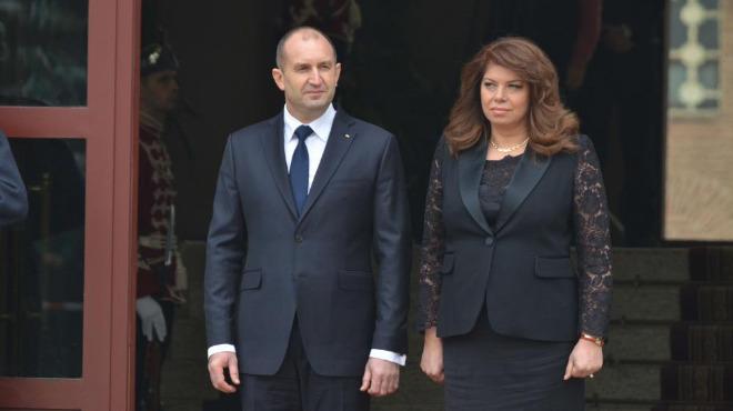 Вицепрезидентът Илияна Йотова открива Националния фе� ...