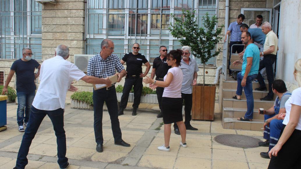 Бюлетините за вота на 11 юли пристигнаха в Разград