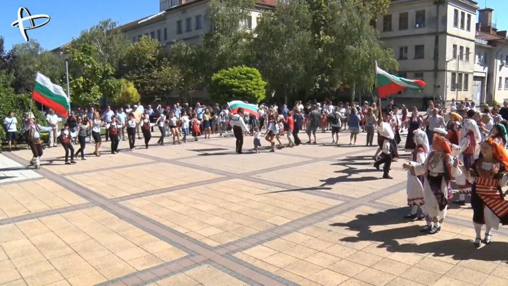 Разград отбелязва Деня на Независимостта с българска � ...