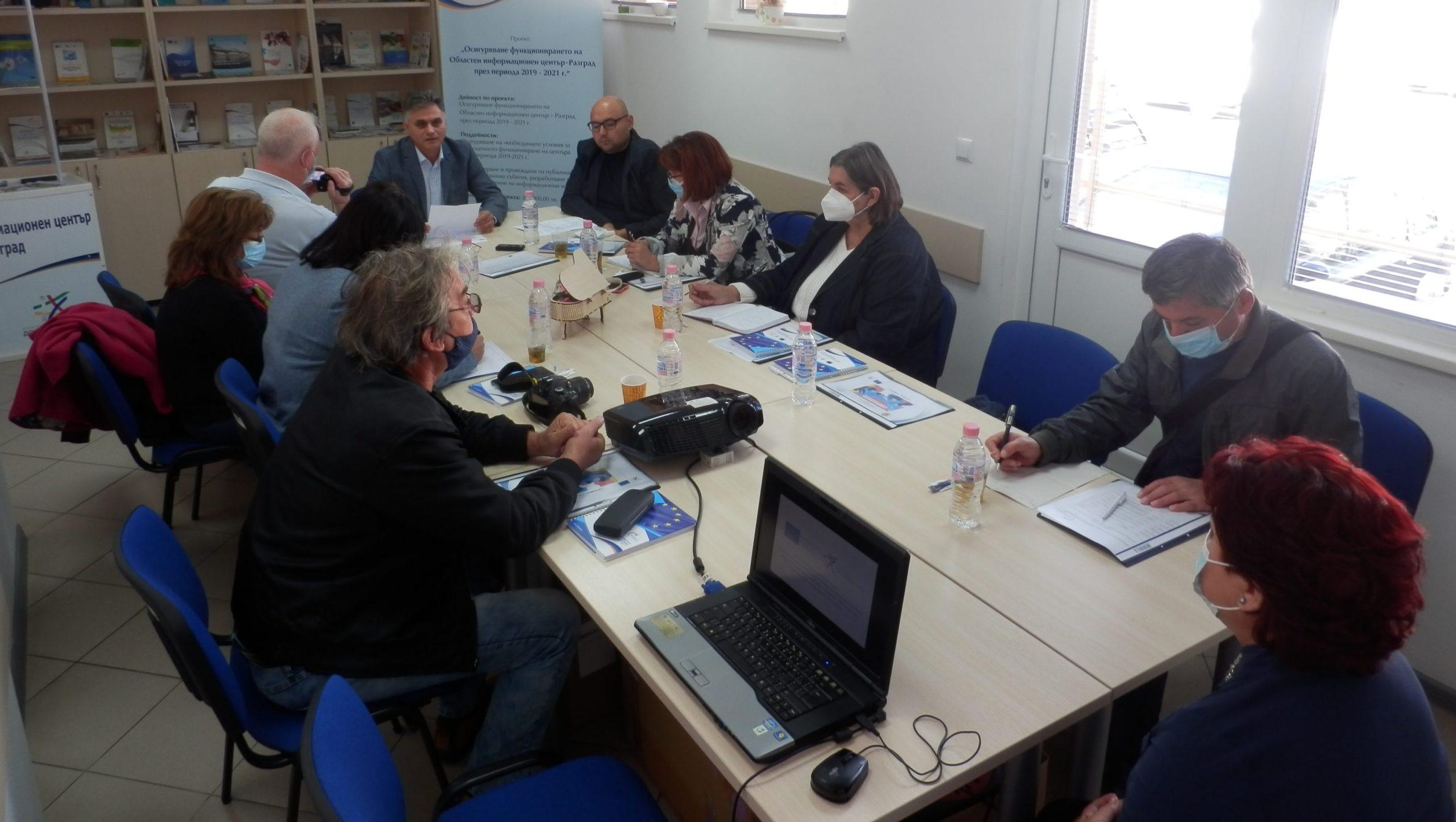 Успешни европроекти представя ОИЦ – Разград и в нов� ...