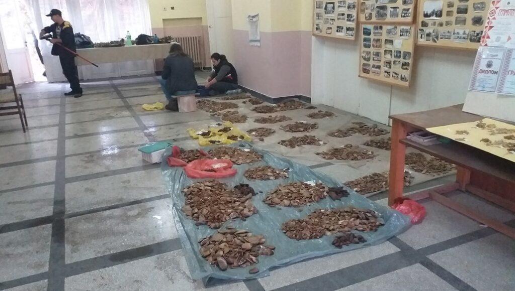 Археолози: Кремъчната работилница в село Каменово вер� ...